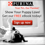 Puppy Love?  Get Purina's FREE eBook