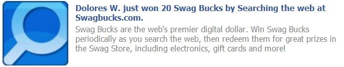 Earn Swagbucks by Doing What You Already Do