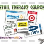 Retail Store Coupons for the Week of 10/06/12