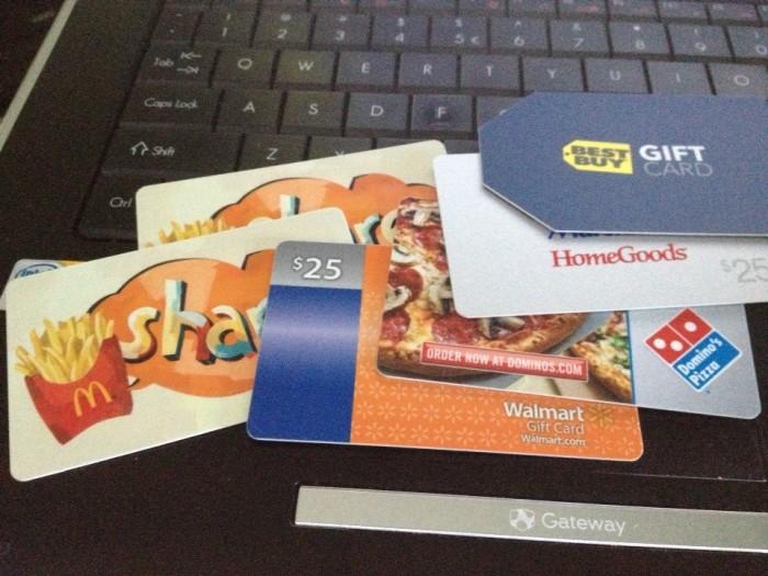 MyCokeRewards Gift Cards