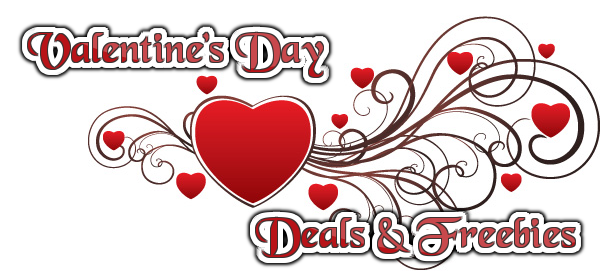 Valentine's Day Deals & Freebies 2013