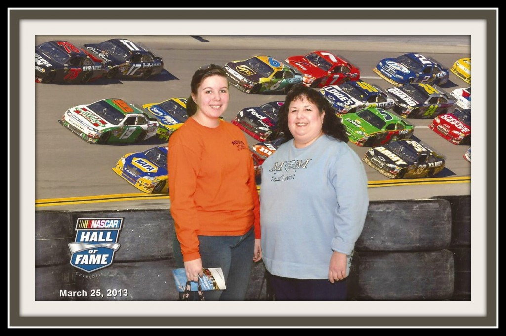 NASCAR Hall of Fame MS Do and Miss JoJo