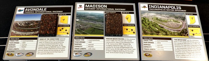 NASCAR Hall of Fame Tracks
