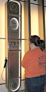 Nascar Hall of Fame Honor