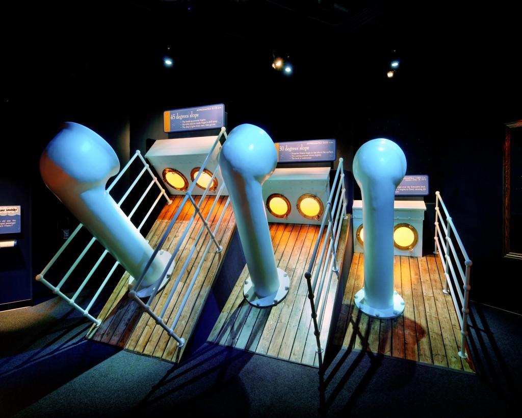 Titanic Decks