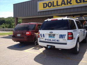 5-1 5-0 Dollar General Called the Po Po About MS Do