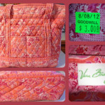 ABC Friday Photo Share – V is For Vera Bradley