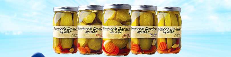 Vlasic farmer 39 s garden pickles high value coupons for Vlasic farmer s garden pickles