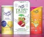 FREE Crystal Light With Purchase