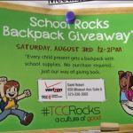 Verizon School Rocks Backpack Giveaway