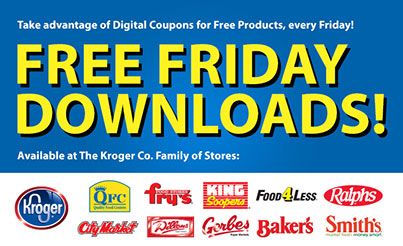 Kroger Free Fridays
