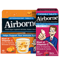 Airborne Immune Support Supplement Sample