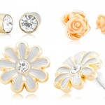 3-Pc Earring Set  $6.00