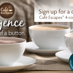 Cafe Escapes 4-count K-Cup Pack Samplers