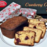 Cranberry Orange Bread Copycat for Betty Crocker