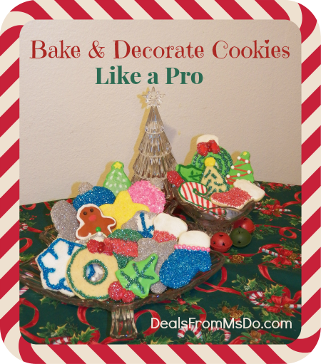 Decorate Sugar Cookies Like a Pro