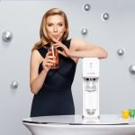 Scarlett Johansson Announced as SodaStream's Global Brand Ambassador