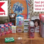 Kmart Double Coupons Shopping Trip