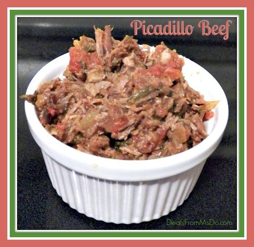 Picadillo Beef Quesadillas