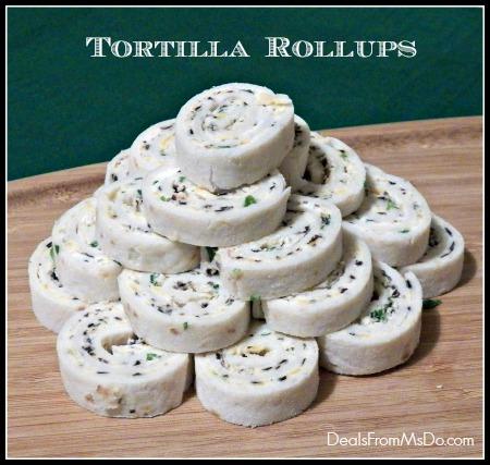 Cream Cheese Tortilla Roll Ups - DealsFromMsDo.com