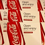 10 FREEBIE Points for MyCokeRewards Members