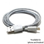 Bungee Cord USB Cable $7.99