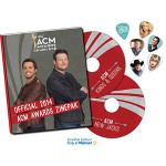 Official 2014 ACM Awards ZinePak – Limited Supplies