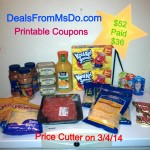 Price Cutter Double Coupons & Sales Equal Great Savings