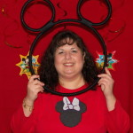 Minnie and Mickey Mouse Photo Booth and Props