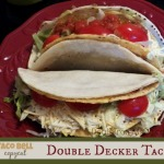 Taco Bell Double Decker Taco Copycat Recipe