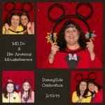 Mickey Mouse Photo Booth and Props