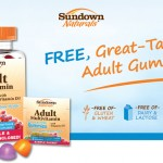 Sundown Naturals Adult Gummies Vitamin Sample