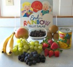 End of the Rainbow Fruit Salad Book – FREE Blogger Opp