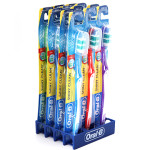 12-PK: Oral-B Toothbrushes $9.99