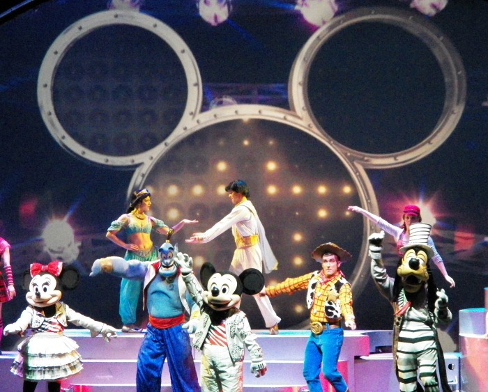 Disney Live!  Mickey's Music Festival Review