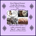 Good Natured Gourmet Cookie Mix Giveaway