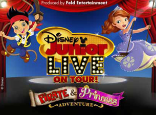 Disney Junior Live On Tour! Pirate & Princess Adventure Review