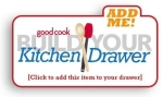 Good Cook Build Your Kitchen Drawer Giveaway Event