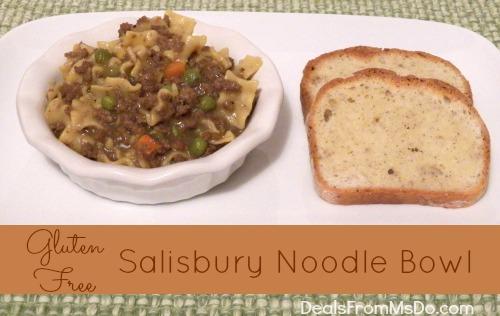 Salisbury Noodle Bowl