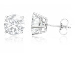 1.50 Ctw Round Diamond Stud $479.99
