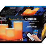 3Pc – Remote Control Candles $14.99