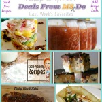 #PinterestFoodie – Weekly Recipe Linky for 6/23/14
