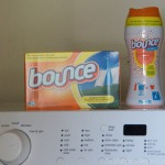 Bounce Bursts Outdoor Fresh (ness) Into Your Washer