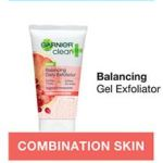 Select One of Three Garnier Facial Cleansers Samples