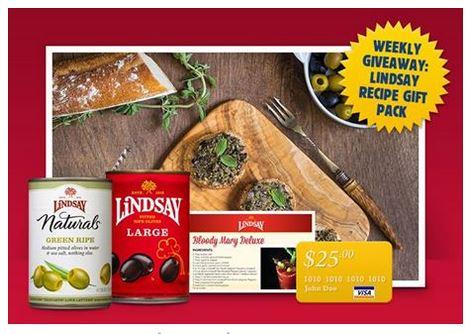 Lindsay Olives Gift Pack