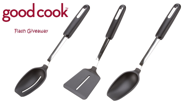 Good Cook Kitchen Drawer Cooking Utensils Giveaway