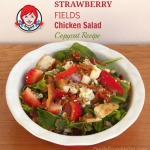 Wendy's Strawberry Fields Chicken Salad Copycat Recipe
