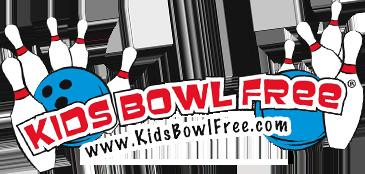 KidsBowlFree.com Kids Bowl Free