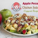 Wendy's Apple Pecan Chicken Salad Copycat Recipe