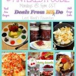 #PinterestFoodie – Weekly Recipe Linky for 7/7/14
